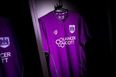 Bristol City 17/18 Bristol Sport Away Kit | 17/18 Kits | Football shirt blog