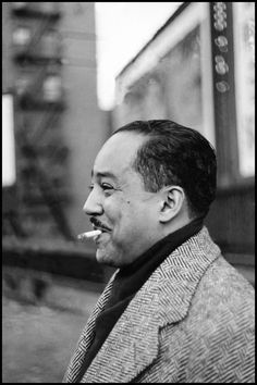 Our beloved Langston Hughes was born 113 years ago. - Vintage Black Glamour by Nichelle Gainer African American Authors, Native American History, American Poets, African Americans, High School English, English Class, Langston Hughes, Black Authors, Vintage Black Glamour