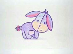 The cutest Eeyore ever!