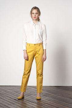Rittenhouse yellow pants!