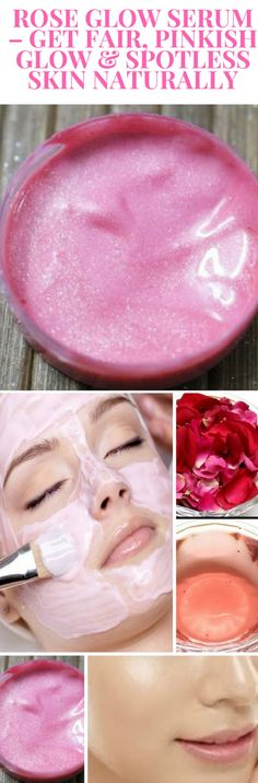 How to Get Fair, Pink Glowing & Spotless Skin Naturally To make a rose glow serum at home to address a number of skin issues, the ingredients you will need are Ingredients: One tsp of aloe vera gel One-half tsp of corn flour One capsule of Vitamin E Two tsp of beetroot juice Procedure: Take …