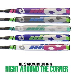 The 2016 DeMarini CF8 Line-Up Is Here!