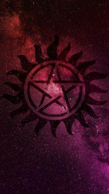 Image result for supernatural wallpaper
