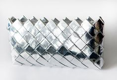 handmade purse-handbag silver
