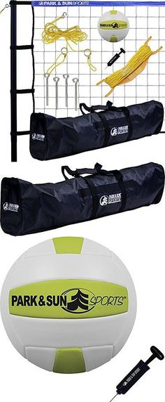 Nets 159131: Park And Sun Sports Tournament 179: Portable Outdoor Volleyball Net System -> BUY IT NOW ONLY: $266.98 on eBay!