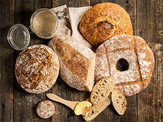 Leipäjuuri & leipäsovelluksia