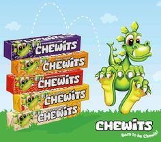 Chewits kaikki maut :P