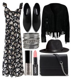 """""""street style"""" by sisaez ❤ liked on Polyvore featuring Flynn Skye, Zara, maurices, Giorgio Armani, H&M and Forever 21"""