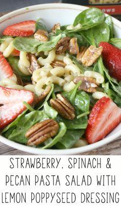 Strawberry, Spinach