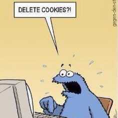 Poor cookie monster
