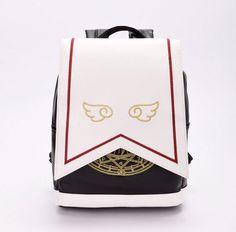 Cardcaptor Sakura Magical Girl School Backpack - KawaiiKoo