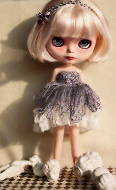 I love her dress | Blythe doll