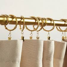 Image Result For Curtain Rings Drapery Hardware Bamboo Rods