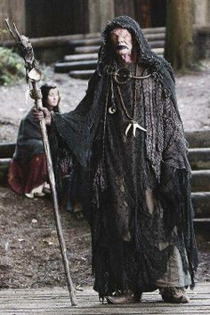 Norse pagan witch