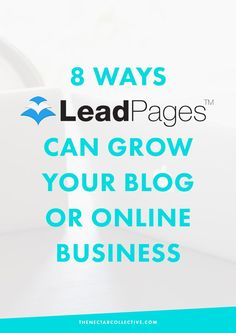 What Is LeadPages? 8