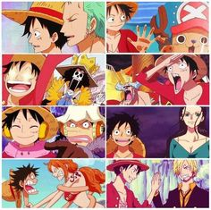 Luffy as the captain - OnePiece Pirates