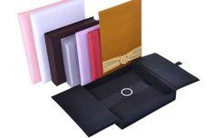 Box personalizado convite feito