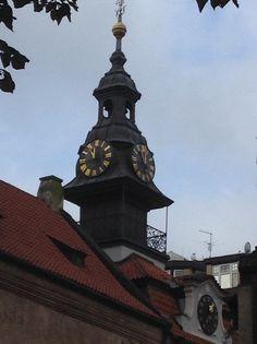 Joodse bidplaats in Praag