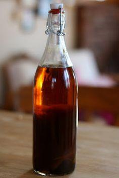 Lithuanian honey Liquor recipe
