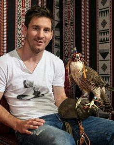 Best soccer player in the world. Love you Leo