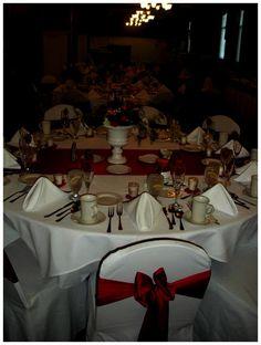 Decoraciones rojas y blancas de la boda (ideas de decoración negro, ideas blanco negro)