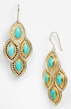 Anna Beck 'Gili' Chandelier Earrings available at #Nordstrom