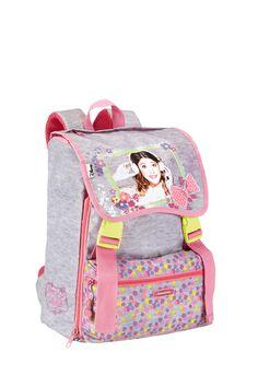 Disney Wonder - Violetta Ergonomic Backpack #Disney #Samsonite #Violetta  #Travel #Kids #School #Schoolbag #MySamsonite #ByYourSide
