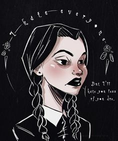 wednesday addams image