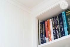 bookshelf-trim-at-ceiling.jpg 650 ×433 pixels