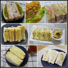 맛있는 샌드위치 만들기 7가지 레시피 Deli Food, Cafe Food, Hotdog Sandwich, Delicious Burgers, Brunch Menu, Korean Food, Food Design, Holiday Recipes, Good Food
