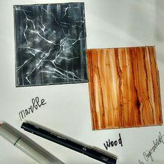 Вечер перестал быть томным ))) текстуры в интерьере ,спасибо богине скетчинга @alexashart за навыки!!! @letssketchhh #interiorsketch #interior #скетчингкаждыйдень #скетчмаркерами #арт Drawing Interior, Interior Design Sketches, Interior Rendering, Sketch Design, Texture Sketch, Texture Drawing, Copic Drawings, Drawing Sketches, Sketch Inspiration