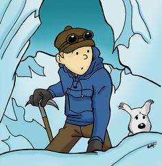 Adventures - Tin Tin and Snowy
