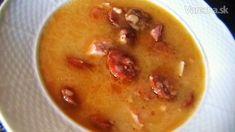 Veľkonočná juškovo-šunková polievka (fotorecept)