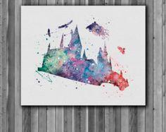 Patronus horse Ginny Weasley Harry Potter by digitalaquamarine