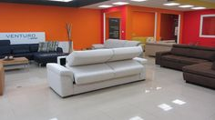 Steel XXL - rozkladacia sedacia súprava na každodenné spanie Sofa, Couch, Steel, Furniture, Home Decor, Settee, Settee, Decoration Home, Room Decor
