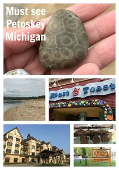 You must see Petoskey Michigan! There are many bucket worthy things to see and do in & near Petoskey A great family vacation for all ages. - justmeregina.com @petoskeyarea