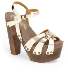 Flogg 'Rainbow' Sandal on shopstyle.com
