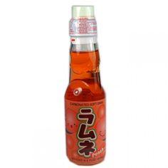Ramune Soda Peach, 6.6 fl oz