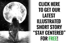 Option 1 of a small promotional banner to get our free story. You can still read it you want by signing up at the link provided