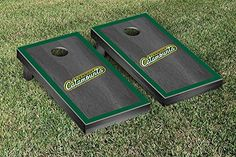 Vermont Catamounts Cornhole Game Set Onyx Stained Border Version * You can get more details by clicking on the image.