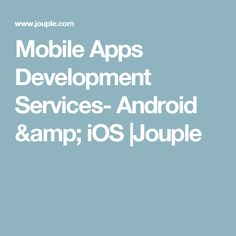 Excellent WebWorld is one of the best mobile app development companies in Australia. We develop mobile apps that are optimized as per the. Mobile App Development Companies, Mobile Application Development, Software Development, Ready To Start, Mobile Technology, Android, Australia, Apps, App