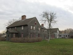Isaac Winslow House, Marshfield MA
