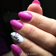 Simple Nail Art Designs / Creative And Super Acrylic Nails Trend Classy Nail Designs, Simple Nail Art Designs, Nail Designs Spring, Easy Nail Art, Classy Nails, Simple Nails, Trendy Nails, Wedding Nails Design, Round Nails
