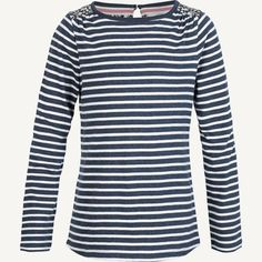 Maggie Stripe T-Shirt #FatFace