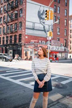 NYC Instagram Spots: Soho La Esquina. The best Instagram spots in New York City. Soho, La Esquina
