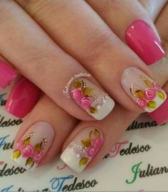 Great Nails, Love Nails, My Nails, Nail Desighns, Pink Stiletto Nails, Pretty Nail Designs, Beauty Tips For Hair, Fancy Nails, Gorgeous Nails
