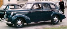 Volvo 1946