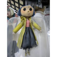 Coraline Doll Im so lucky I found this whist in Tokyo! Coraline Jones, Coraline Doll, Coraline Costume, Coraline Movie, Coraline Aesthetic, Laika Studios, Tim Burton Characters, Kubo And The Two Strings, Pixar