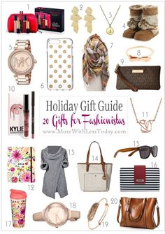 fashionista gifts holiday gift guide 20 gifts for fashion lovers