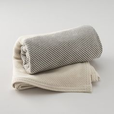 Everyday Cotton Throw by Schoolhouse Electric | The Cozy Collection